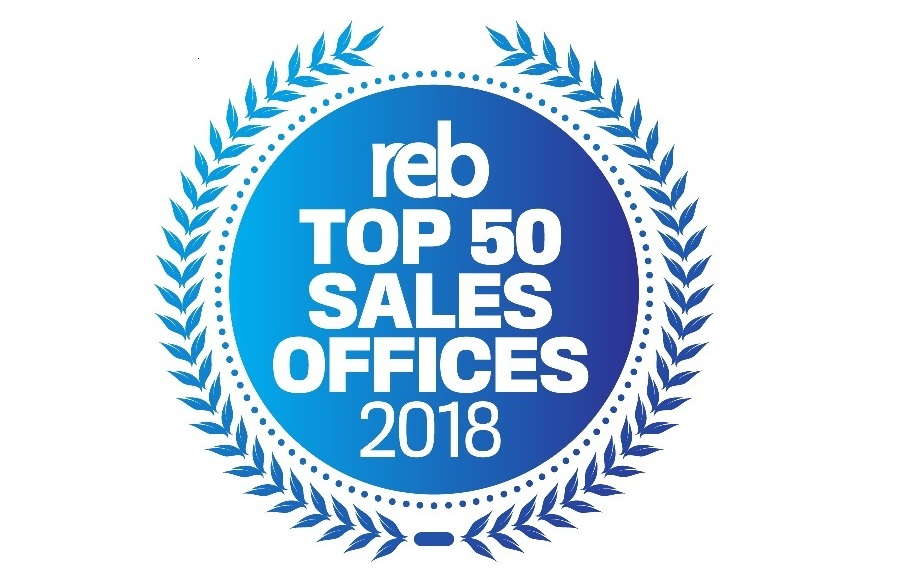 REB Top 50 Sales Offices 2018